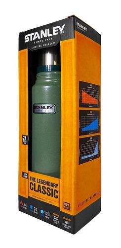 termos stanley 1 litro - originales con tapón cebador