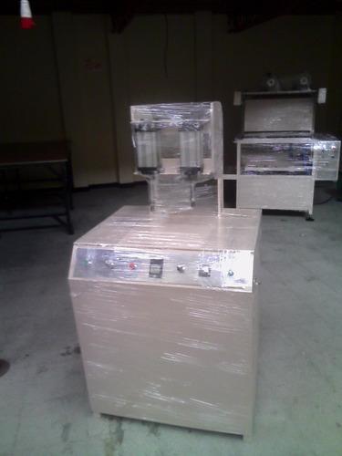 termoselladora y troqueladora para blisster