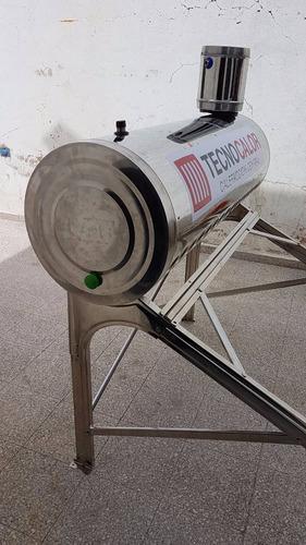 termosolar tecnocalor 200 lts. acero inox. el mejor precio!