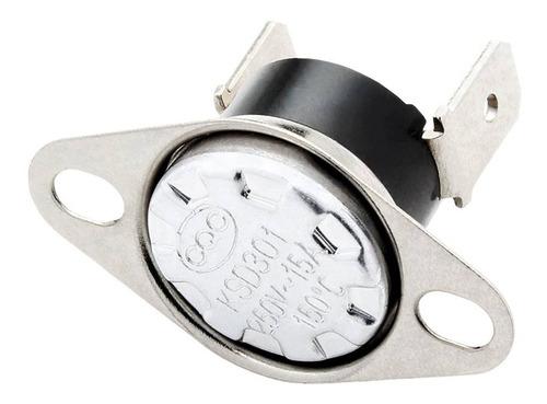 termostato 150ºc 150 graus ksd301 15a normalmente fechado nc