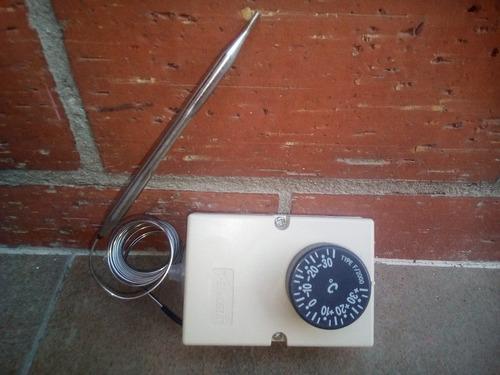 termostato - 30+30 para cavas cuarto refrigeracion chiller
