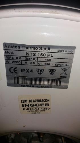 termostato albin trotter 150 litros