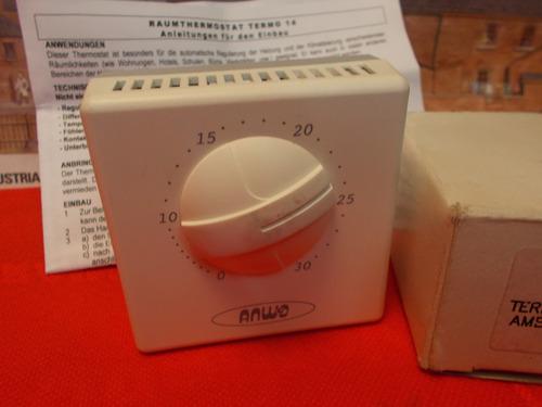 termostato ambiental de pared 220 volt