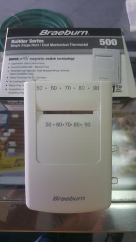 termostato analógico