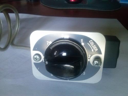 termostato analogo