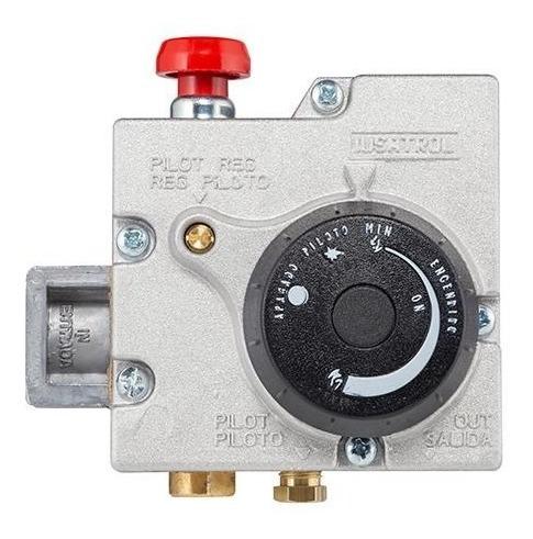 termostato automático para boiler, salida 5/8 npt