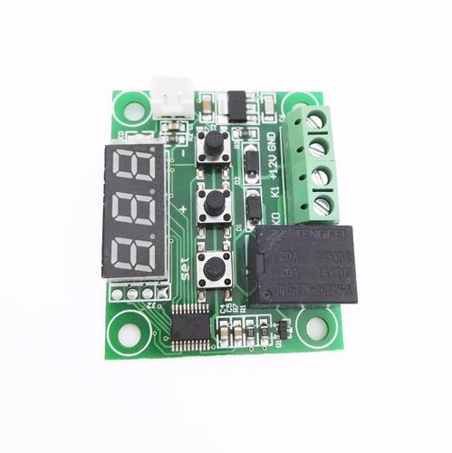 termostato c. temperatura w1209 + fonte  arduino chocadeira
