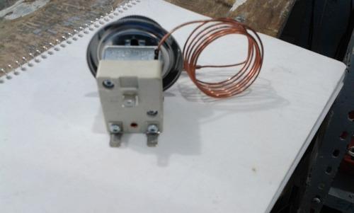 termostato caem 15a 120 o 220v 50-300,30-110, 10-40.