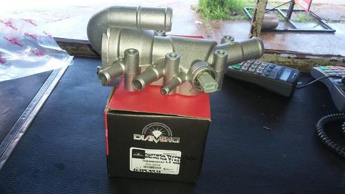 termostato completo fiesta pawer aluminio