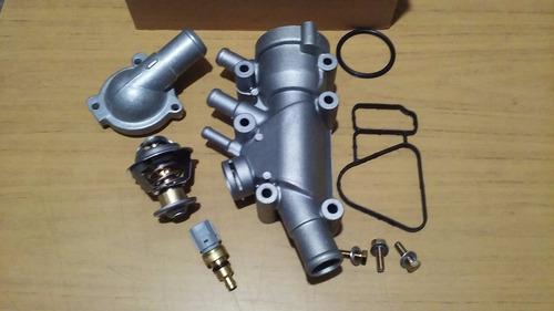 termostato completo ford ka 1.0/1.6 rocam corto c/abr (15051)