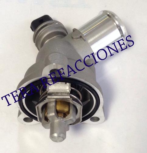 termostato con base chevrolet spark motor 1.2