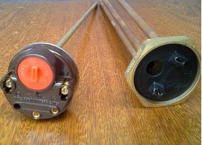 Termostato de termotanque eléctrico