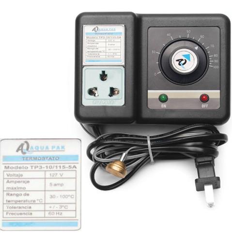 termostato con termopar magnético para bomba loop 3v aquapak