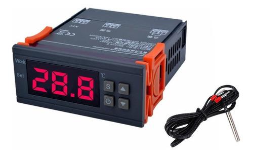 termostato control digital de temperatura mh1210w 220v