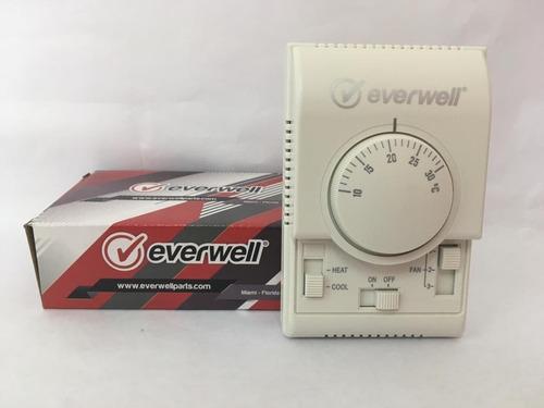 termostato de ambiente marca everwell