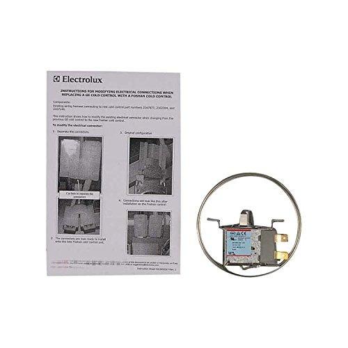 termostato de regulación de la temperatura de electrolux