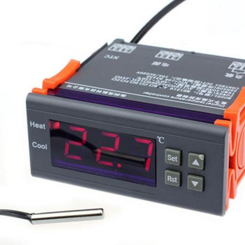 termostato digital 12v incubadora refrigeración calefaccion