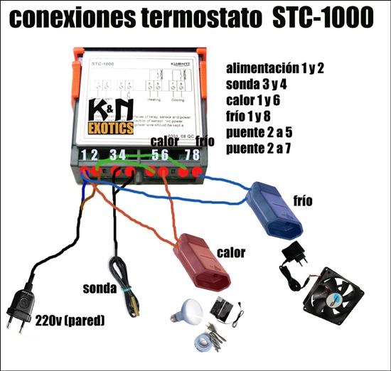 Termostato digital en decimas para incubadoras env o - Termostato digital precio ...