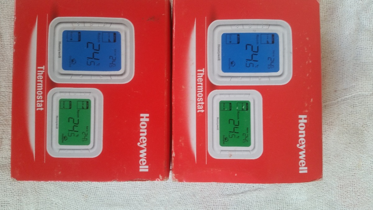 Termostato Digital Honeywell T6865h2wg R Proporcional Manual Guide