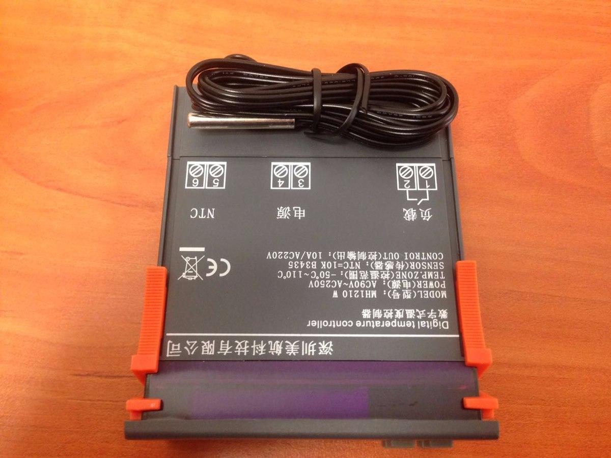 Termostato digital para incubadora en mercado libre - Termostato digital precio ...