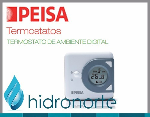 termostato digital peisa