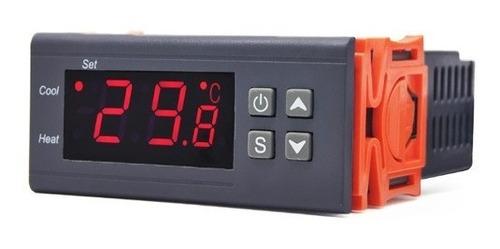 termostato digital stc-1000 doble control frío y calor