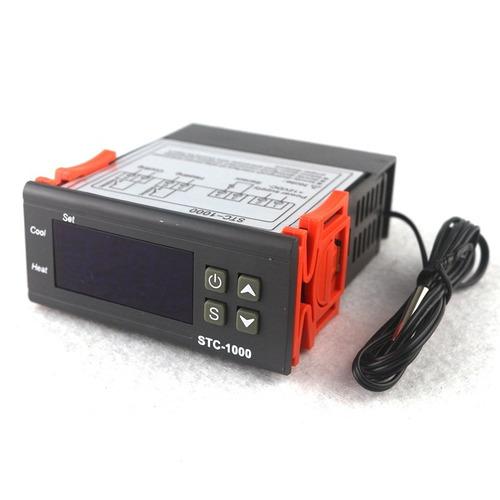 termostato digital stc-1000 duplo (aquece e resfria) bivolt
