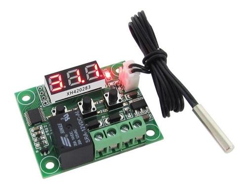 termostato  digital w1209 com manual