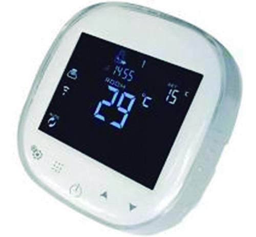termostato digital wi fi programable asua + envio gratis