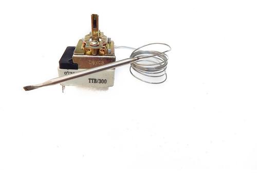 termostato electrico horno smeg regulador  300° universal