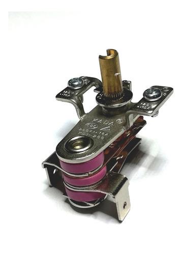 termostato horno eléctrico grill original 250º 3/4 vuelta