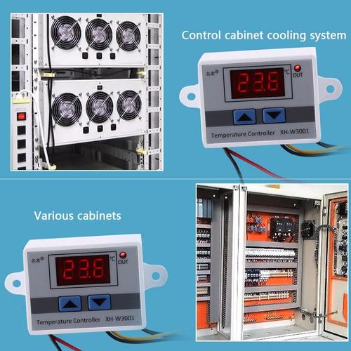 termostato incubadora  220v