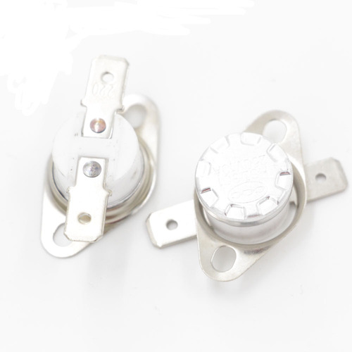 termostato ksd301 10a 250v 185ºc promoção! - 5 peças