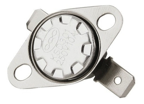 termostato ksd301 180ºc 180 graus 10a normalmente fechado nc