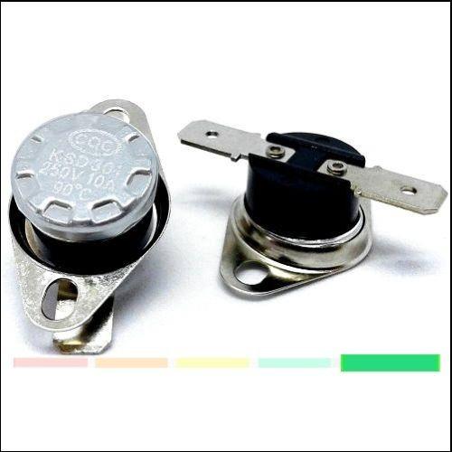 termostato ksd301 90cº 90 graus 10 amperes original nc