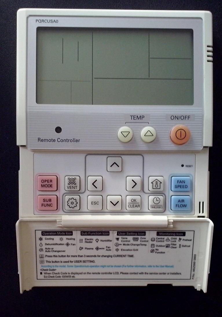 Termostato Lg Pqrcusa0 1 690 00 En Mercado Libre