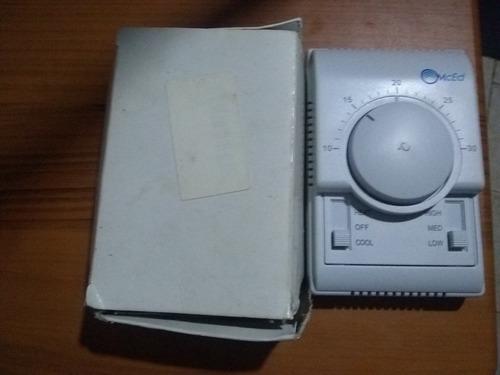 termostato mced modelo lth107d
