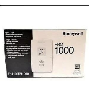 termostato no programable honewell pro 1000