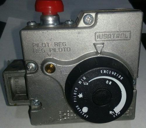 termostato o control para boiler iusatrol calentador  agua