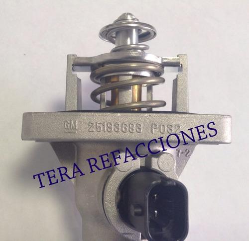 termostato original gm chevrolet sonic,cruze,trax,g3,astra
