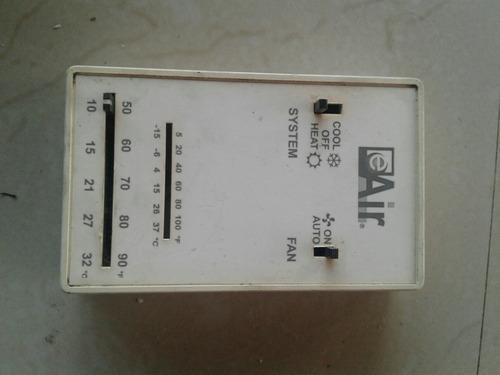 termostato para aire central