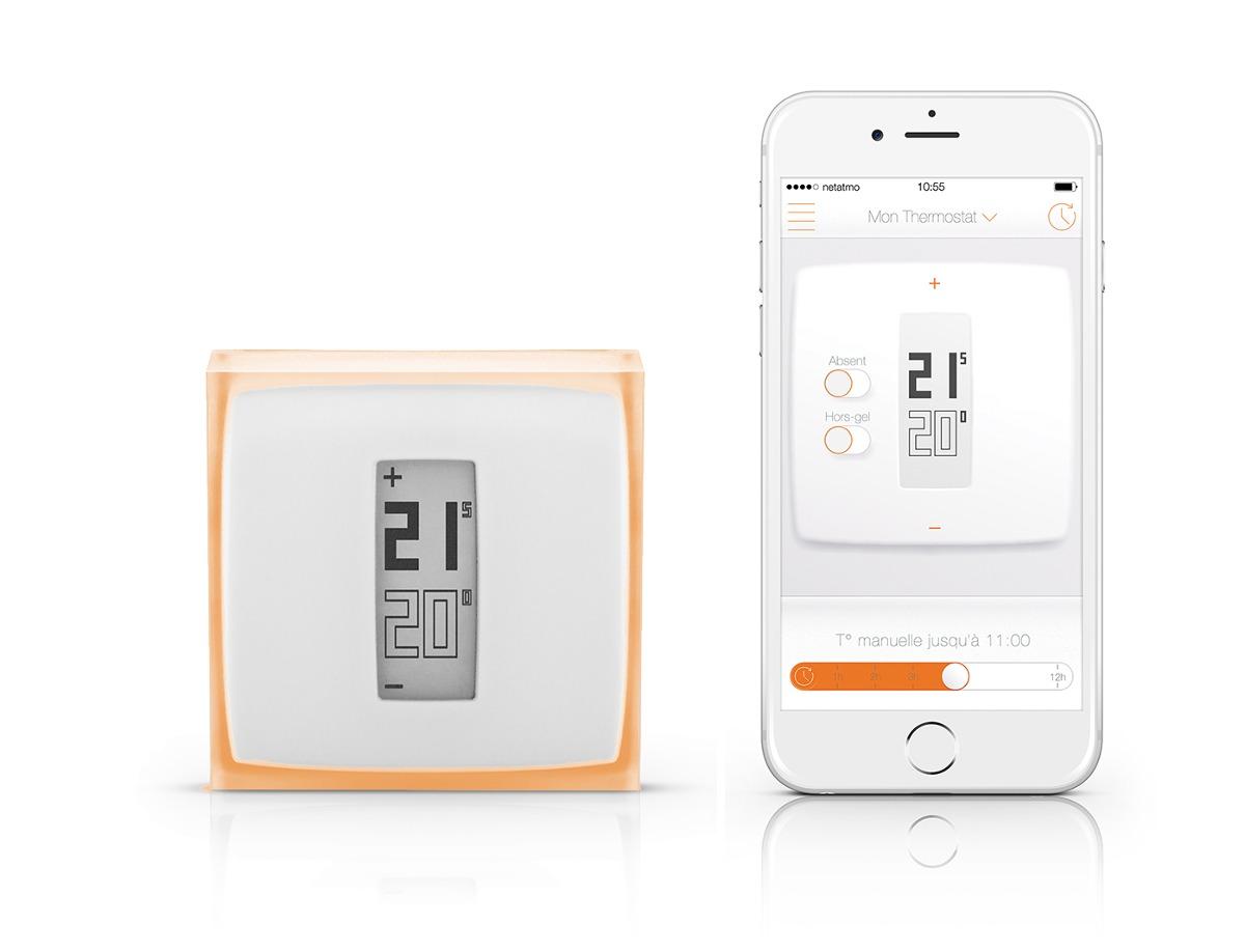 termostato para calefacci n controlado por wifi netatmo