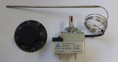 termostato para forno elétrico layr |fischer