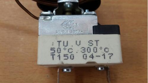 termostato para plancha sandwichera (italiano)