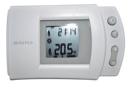 termostato programable digital diletta