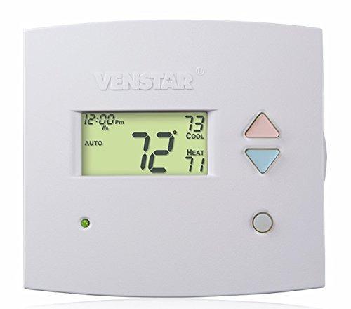 termostato programable venstar t2800 7day slim line
