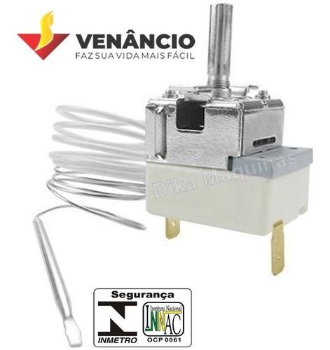 termostato regulador bivolt fritadeira elétrica venâncio