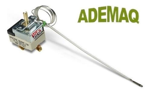 termostato regulador máquina de crepe no palito ademaq