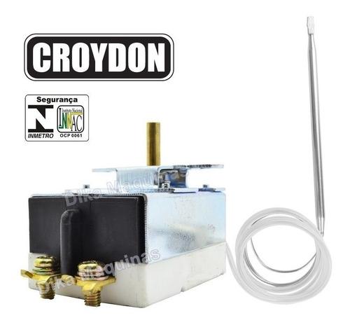 termostato regulador panquequeira elétrica crepe croydon