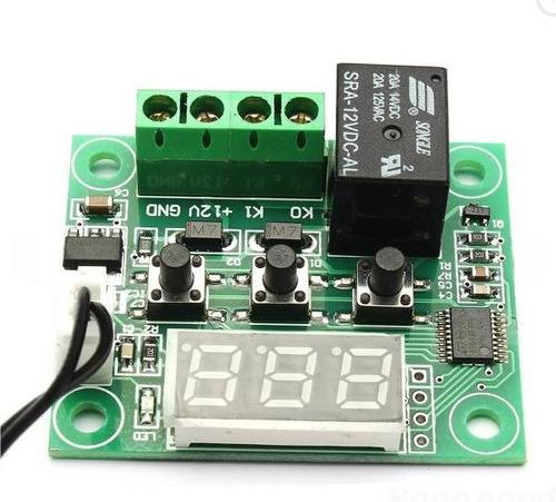 termostato relevador w1209 12v incubadora digital 120v